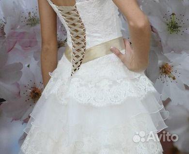 Свадебное Платье Бу Купить В Спб