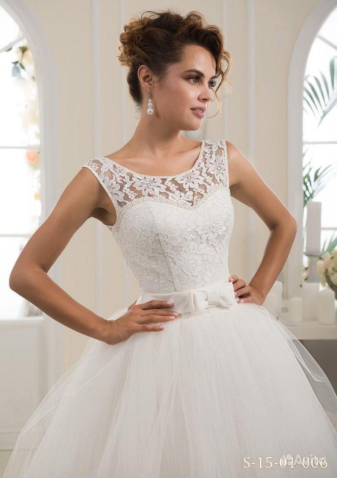Пышные свадебные платья недорогие