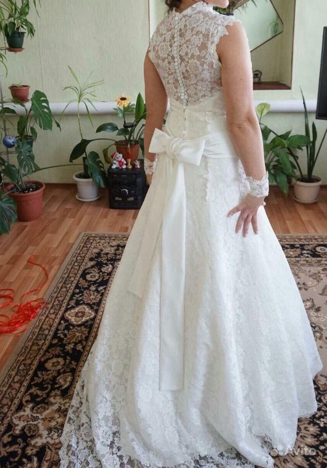 Купить Свадебное Платье На Авито Москва