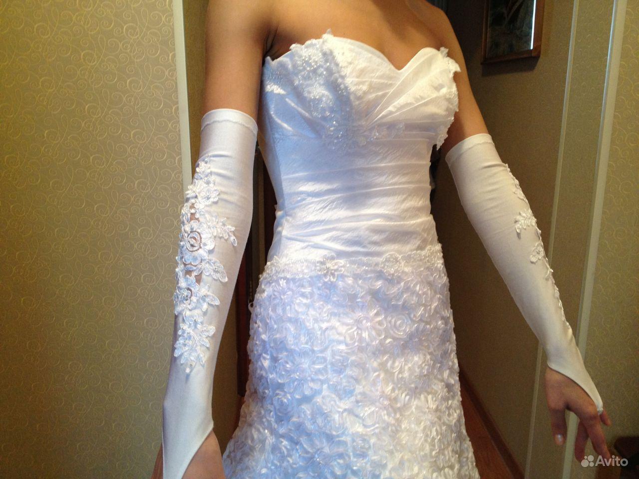 Купить Свадебное Платье Авито