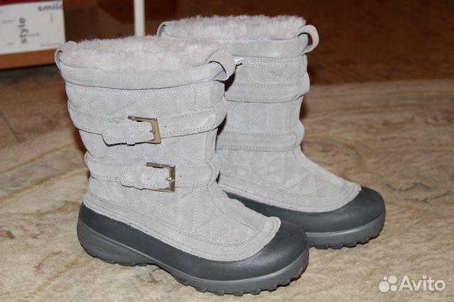Обувь для девочек Columbia (Коламбия) - купить с