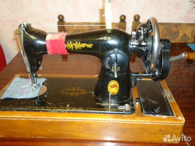 Подольская швейная машинка не шьет