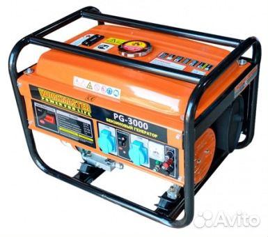 Бензиновый генератор prorab 2803 генератор