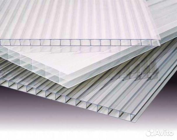 Сотовый поликарбонат - толщина 3.6 мм 89601112105 купить 1