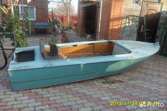 продажа лодок б у по россии на авито