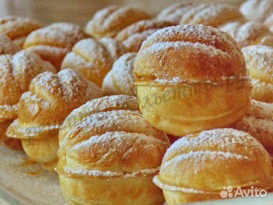 Печенье орешки рецепт с фото пошагово