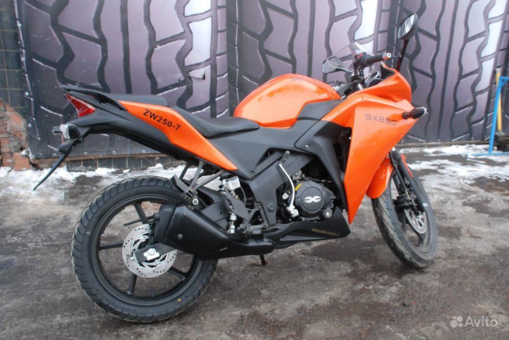 Мотоцикл ABM X-Moto GX 250 купить в Москве на Avito — Бесплатные ...