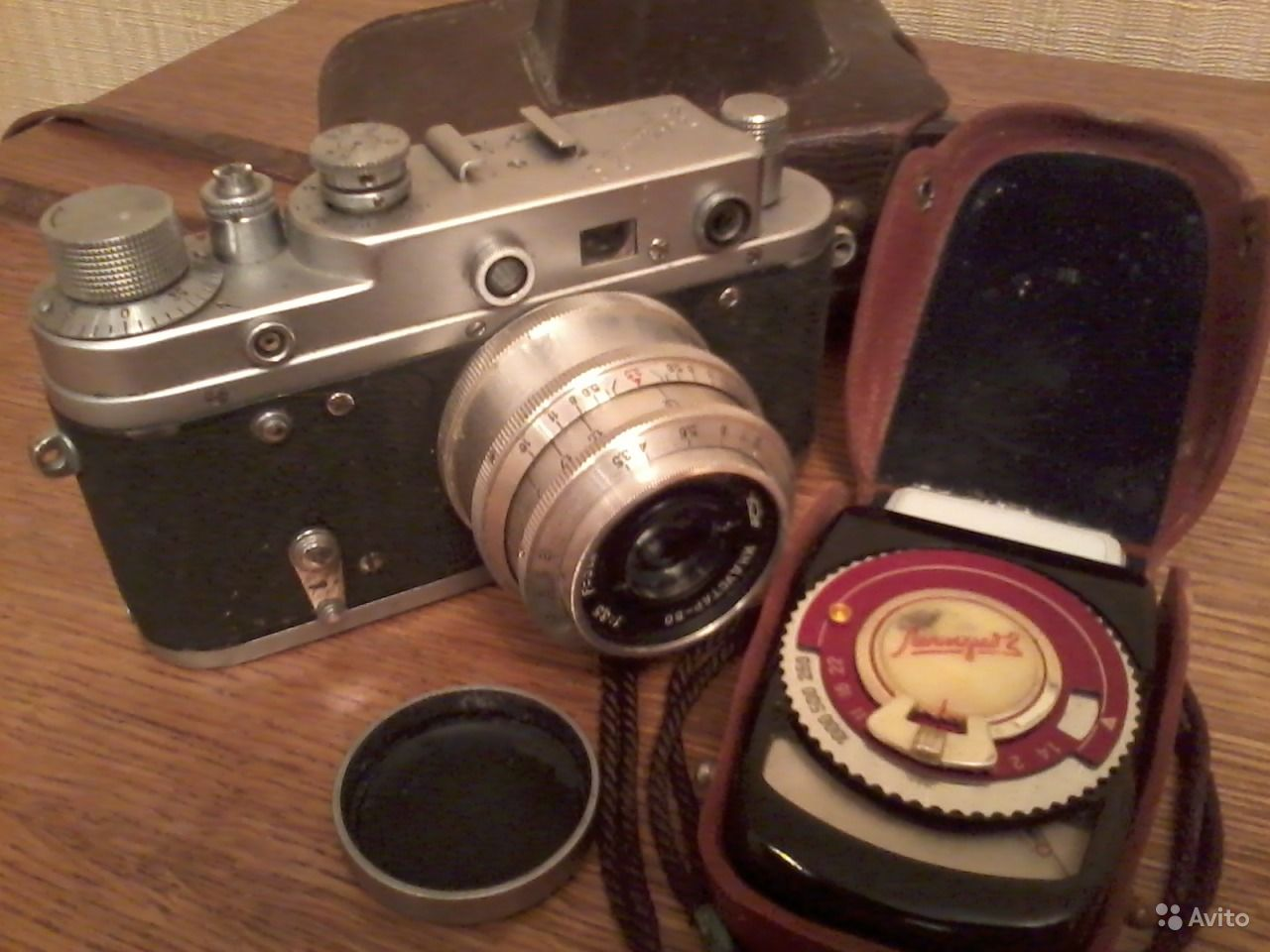 Самый лучший пленочный фотоаппарат с экспонометром найдете