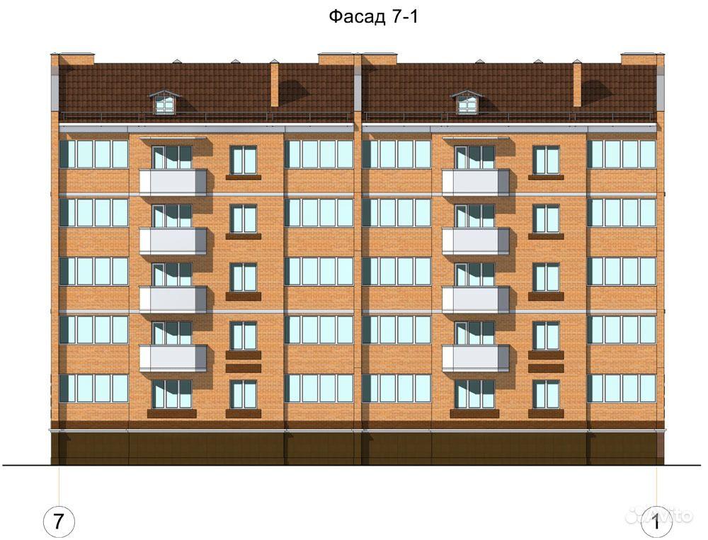 Девятиэтажный дом рисунок
