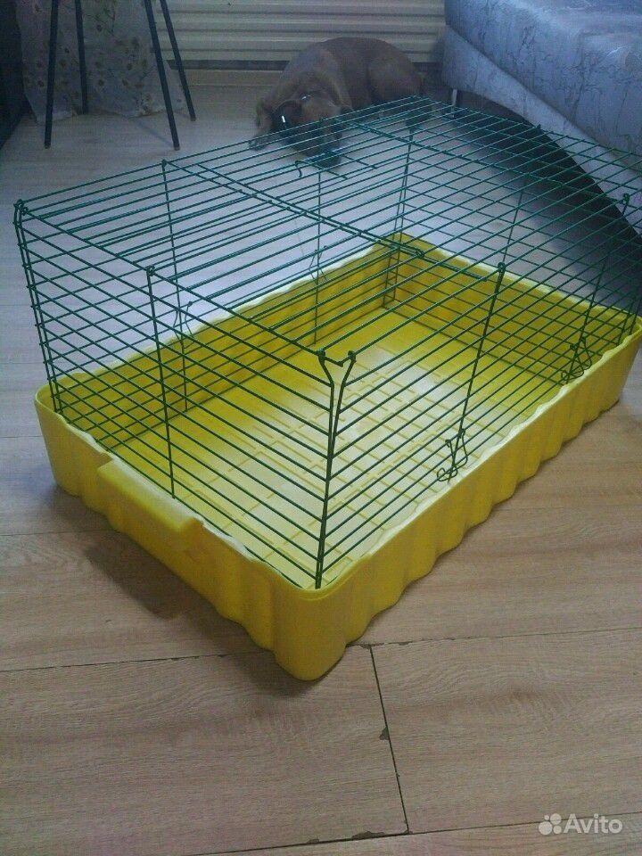 Клетка для собаки, кошки, грызунов в Владивостоке - фотография № 1