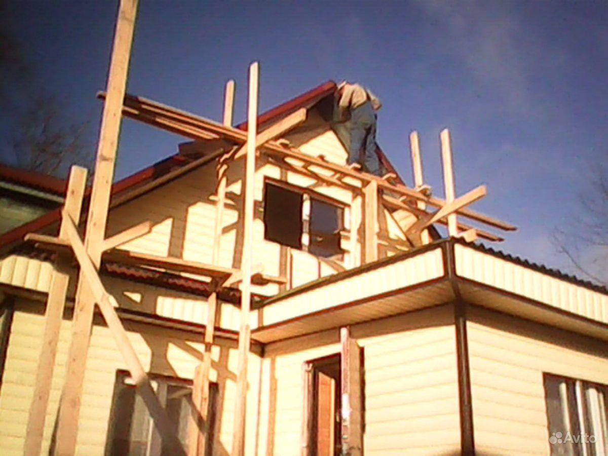 Ремонт и строительство загородных домов купить на Вуёк.ру - фотография № 1