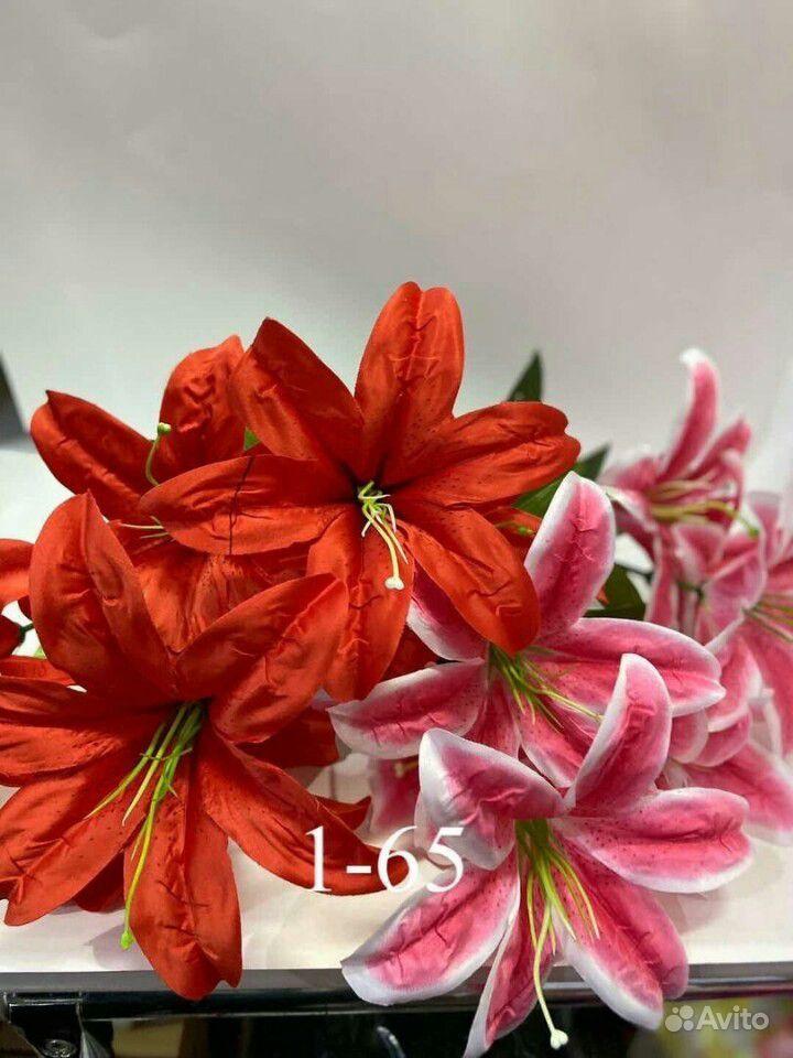 Цветы искуственные купить на Зозу.ру - фотография № 4