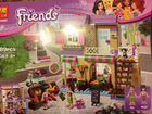 Lego friends новый