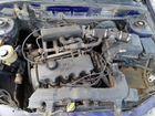 Hyundai accent 1996 двигатель G4EK 1.3