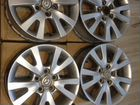 Литые диски R16 на Mazda