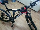 Горный велосипед oskar MTB. алюминиевый