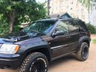 Jeep Grand Cherokee 4.0 AT, 2004, 213 500 км