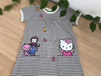 Новая Туника-платье для девочек