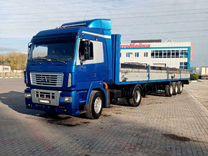 Седельный тягач МАЗ 5440 с полуприцепом Kogel
