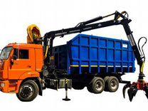 Аренда ломовоза, вывоз строительного мусора