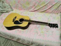 Акустическая гитара под ремонт