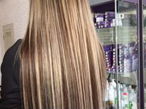 Наращиваю волосы проф