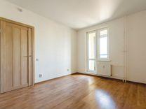 2-к. квартира, 56,4м², 3/25эт.