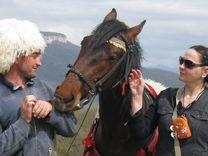 Первомайский конный тур в горной Адыгее