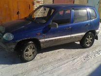 Chevrolet Niva, 2006 г., Красноярск