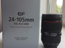 Canon 24-105 mm 1:4 L IS II USM
