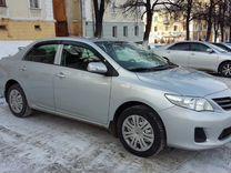 Toyota Corolla, 2012 г., Москва