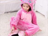 детские - Пижамы для девочек - купить халаты и ночнушки в интернете ... 6c2cbe01fdc73