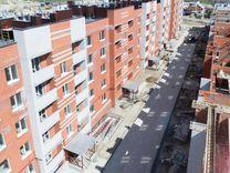 2-к квартира, 55.8 м², 4/5 эт. — Квартиры в Волгограде
