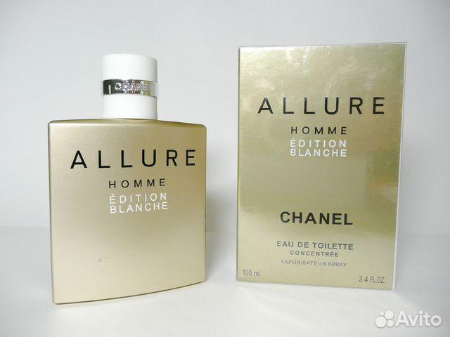 Chanel Allure Homme Edition Blanche 100 Ml купить в челябинской