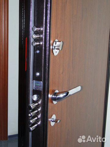 взломоустойчивость металлической двери