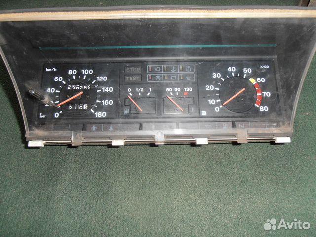 21099 описание панели приборов: