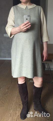 Авито москва платья для беременных