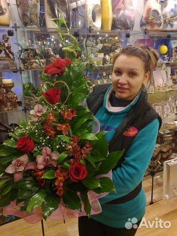 как устроиться в цветочный магазин