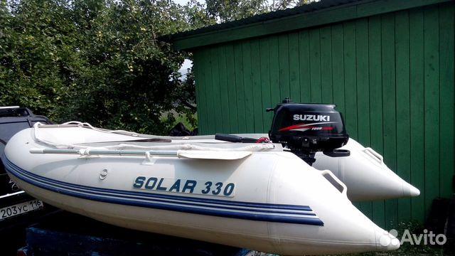 лодки солар в самаре