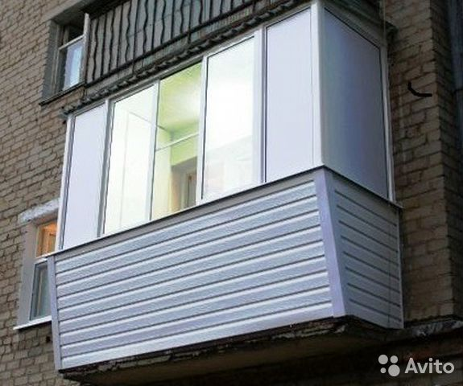 Балконы под ключ / остекление балконов / услуги волгоград.