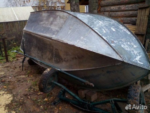 лодки бу на авито в москве частные