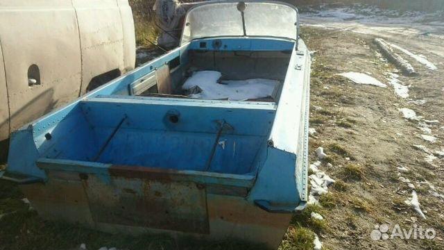 лодка казанка в ханты-мансийске