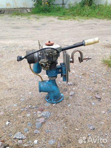 водометный лодочный мотор москва