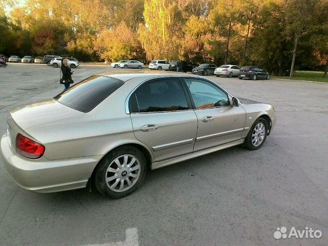 Hyundai Sonata, 2004 купить 5