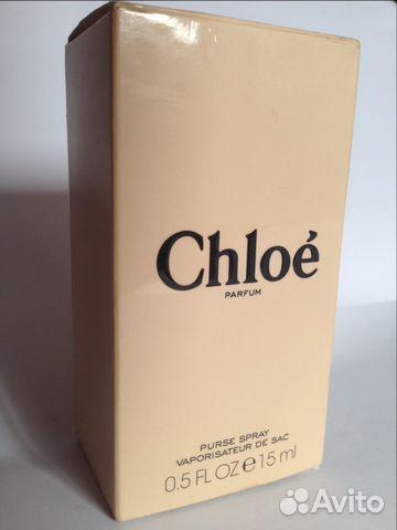 духи Chloe Parfum 15 Ml купить в москве на Avito объявления на