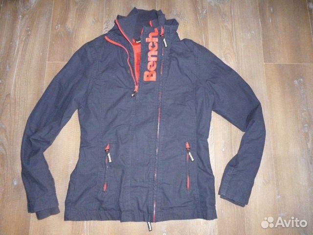 ae747529c14 Куртка Bench женская Л 4 молнии стильная