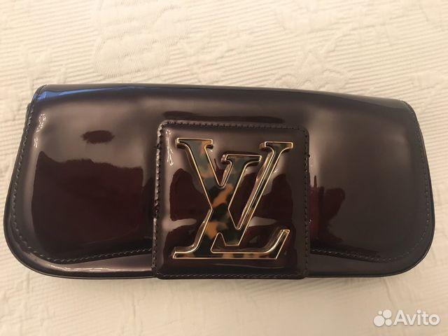 Лаковый клатч Louis Vuitton Оригинал купить в Москве на Avito ... f7d928b2d3e
