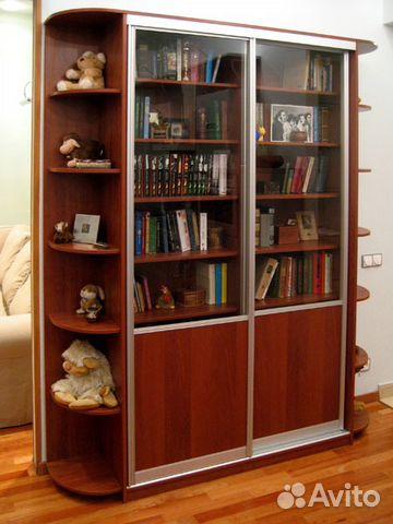 Шкаф для книг: заказ, цены в алматы. книжные шкафы и полки о.