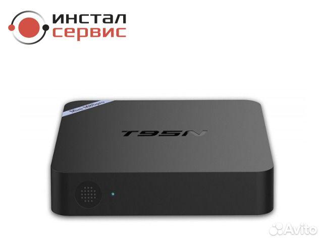 Цифровая приставка Смарт TV T95N mini M8S— фотография №1. Адрес  Самарская  область ... acca3d71491
