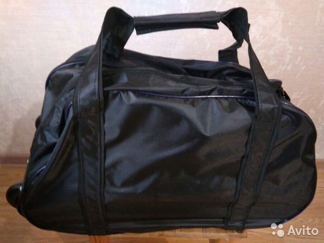 782fcd67d30d Спортивная сумка на колёсах купить в Москве на Avito — Объявления на ...